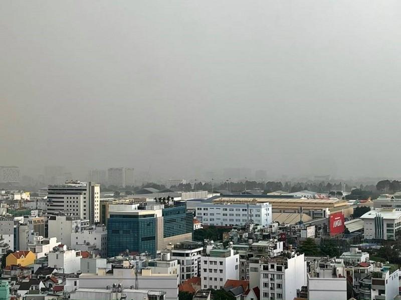 Lượng mưa tăng ở các tỉnh Nam bộ - ảnh 1