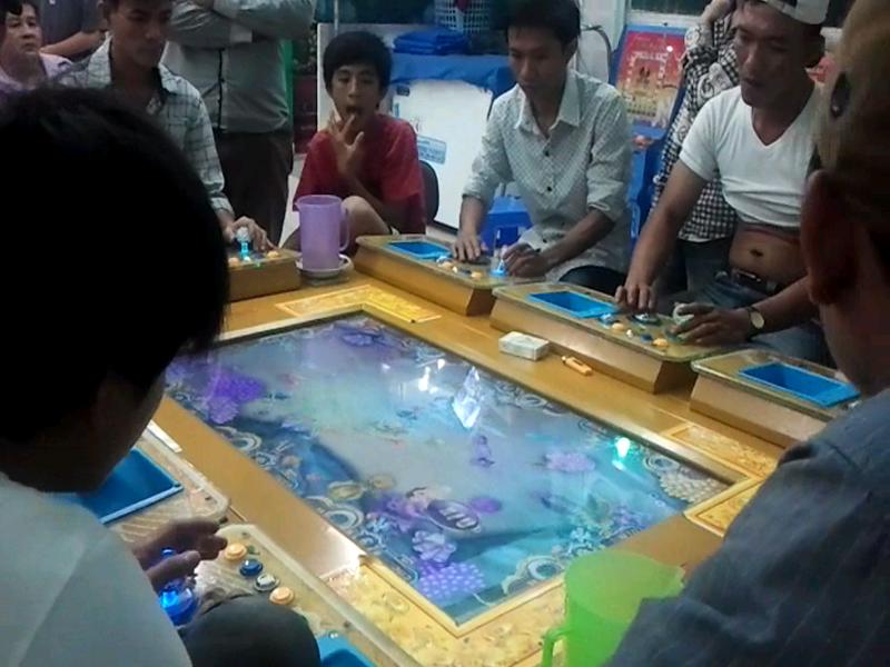 Phát hiện ma túy trong tiệm game bắn cá - ảnh 1