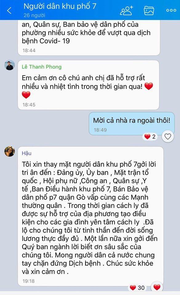 16 hộ dân ở hẻm 248 quận Gò Vấp đã hết thời hạn cách ly - ảnh 2