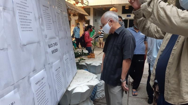 'Tôi đã tìm được tro cốt thân nhân gửi ở chùa Kỳ Quang 2' - ảnh 1
