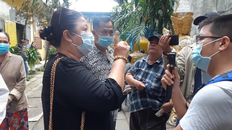 'Tôi đã tìm được tro cốt thân nhân gửi ở chùa Kỳ Quang 2' - ảnh 2