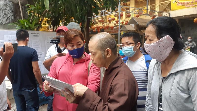 'Tôi đã tìm được tro cốt thân nhân gửi ở chùa Kỳ Quang 2' - ảnh 3