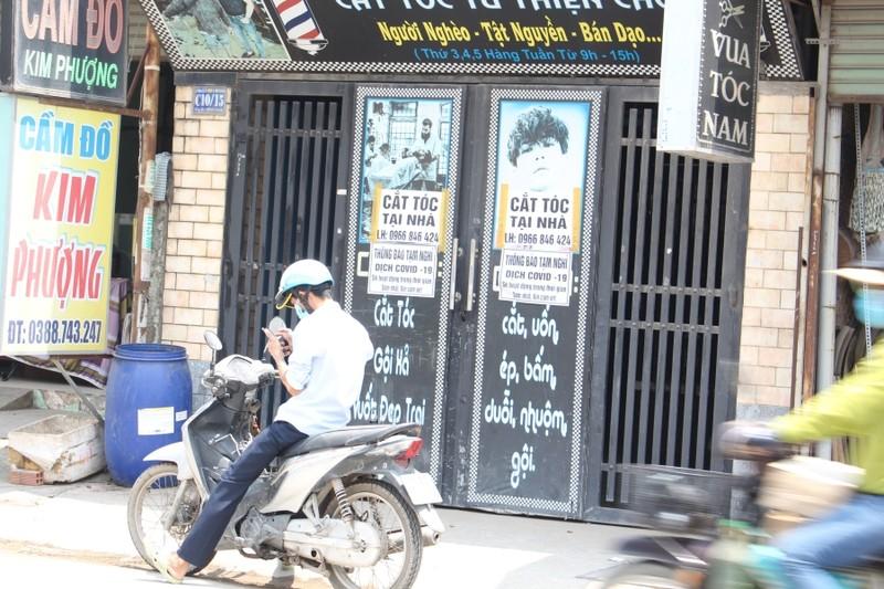 Các tiệm nail, cắt tóc chuyển sang làm tại nhà: Sai quy định phòng chống dịch! - ảnh 2