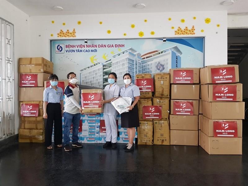 Nam Long Group chung tay tiếp sức phòng chống dịch COVID-19 - ảnh 2