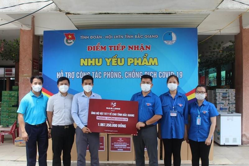 Nam Long Group chung tay tiếp sức phòng chống dịch COVID-19 - ảnh 3