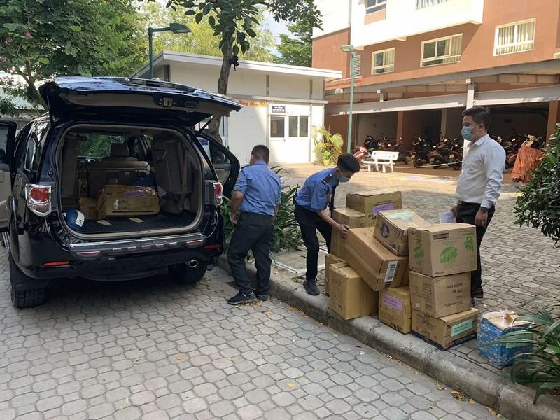Nam Long Group chung tay tiếp sức phòng chống dịch COVID-19 - ảnh 4