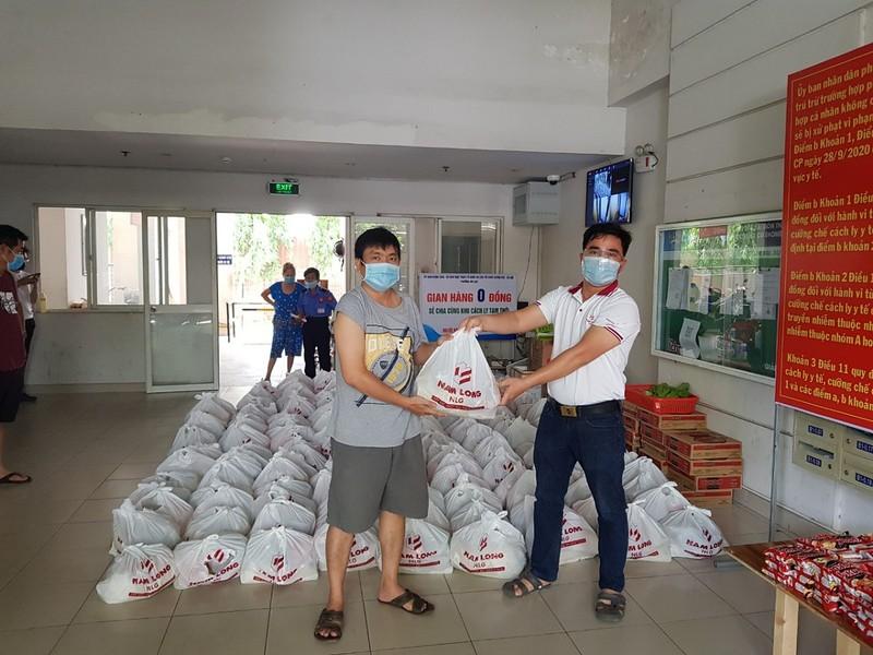 Nam Long Group chung tay tiếp sức phòng chống dịch COVID-19 - ảnh 5