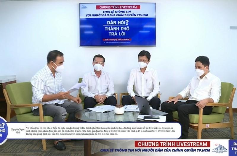 TP.HCM: Những hoạt động được mở ở Cần Giờ, Tân Bình từ hôm nay - ảnh 1
