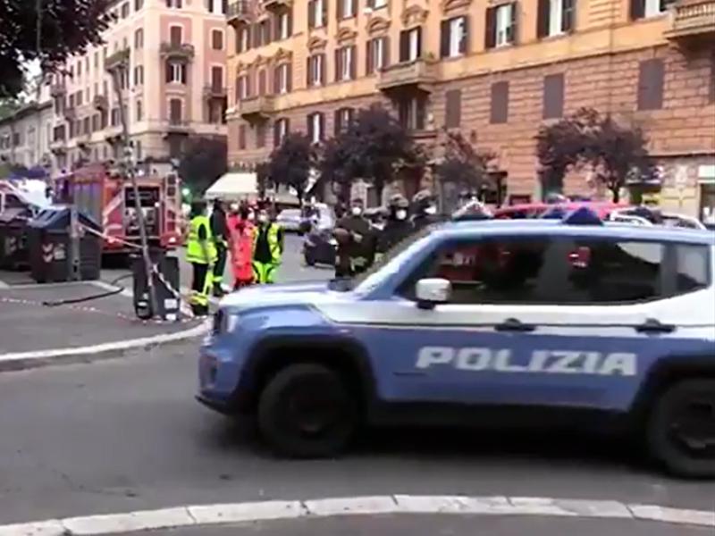 Phát hiện bom trong xe của quan chức Rome gần địa điểm tổ chức Euro 2020 - ảnh 1