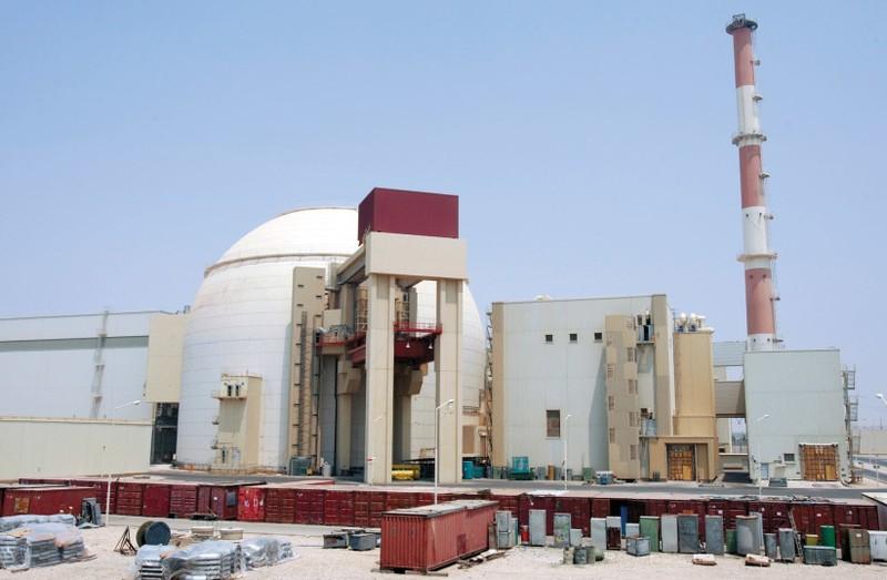 Iran đóng cửa khẩn cấp nhà máy điện hạt nhân Bushehr  - ảnh 1
