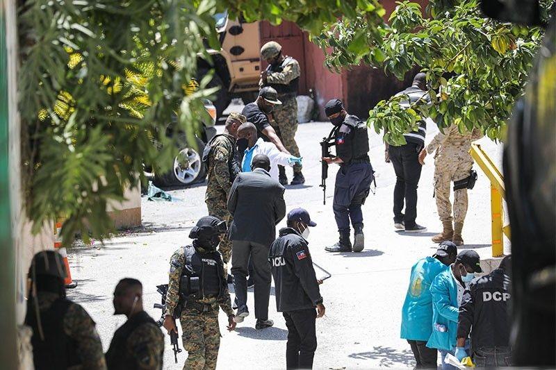 Trưởng bộ phận an ninh tổng thống Haiti bị bắt nghi dính líu vụ giết ông Moise - ảnh 2
