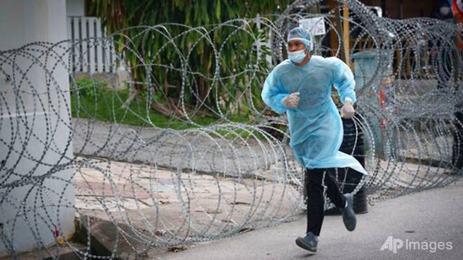 Malaysia: Đau thương, hàng chục F0 chết trước khi được đưa đến bệnh viện - ảnh 2
