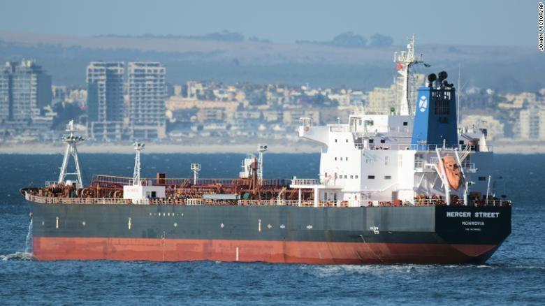 Mỹ điều tàu sân bay hỗ trợ tàu dầu Israel bị tấn công ở vịnh Oman - ảnh 3