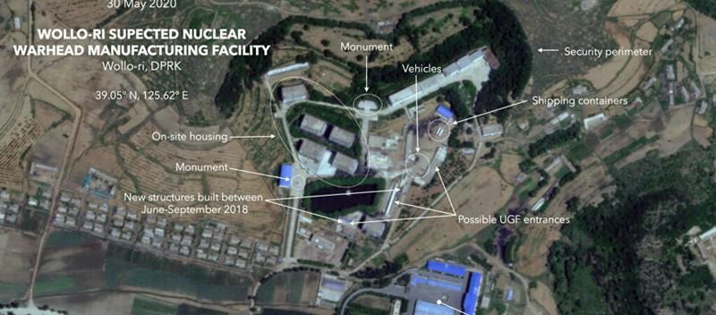 Chuyên gia Mỹ: Triều Tiên đang mở rộng cơ sở hạt nhân Yongbyong - ảnh 1
