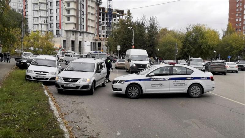 Xả súng ở trường đại học tại Nga, ít nhất 6 người chết - ảnh 2