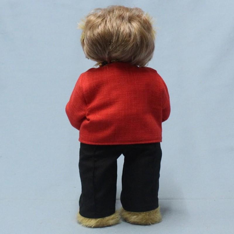 Công ty đồ chơi Đức sản xuất gấu bông dành riêng cho Thủ tướng Merkel - ảnh 3