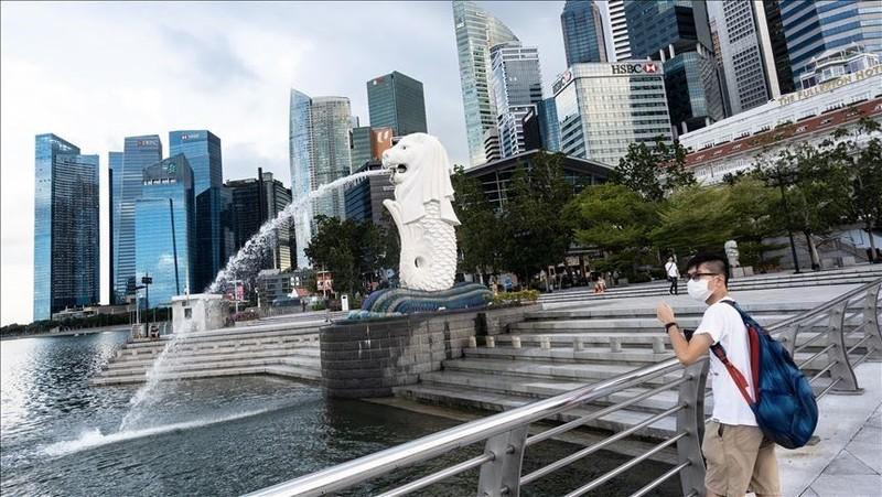 Phủ vaccine rộng, dịch vẫn bùng mạnh ở Singapore nhưng hơn 98% không triệu chứng - ảnh 3
