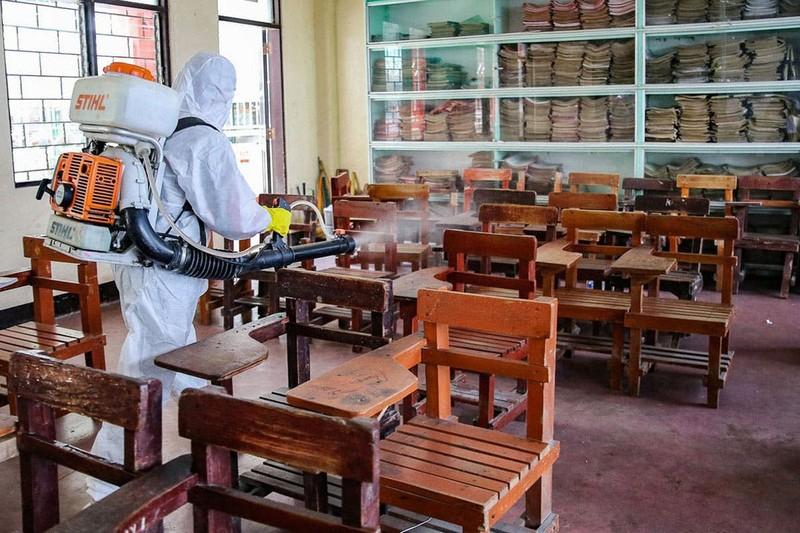 Philippines lên kế hoạch mở cửa trường học ở khu vực ít nguy cơ lây nhiễm - ảnh 1