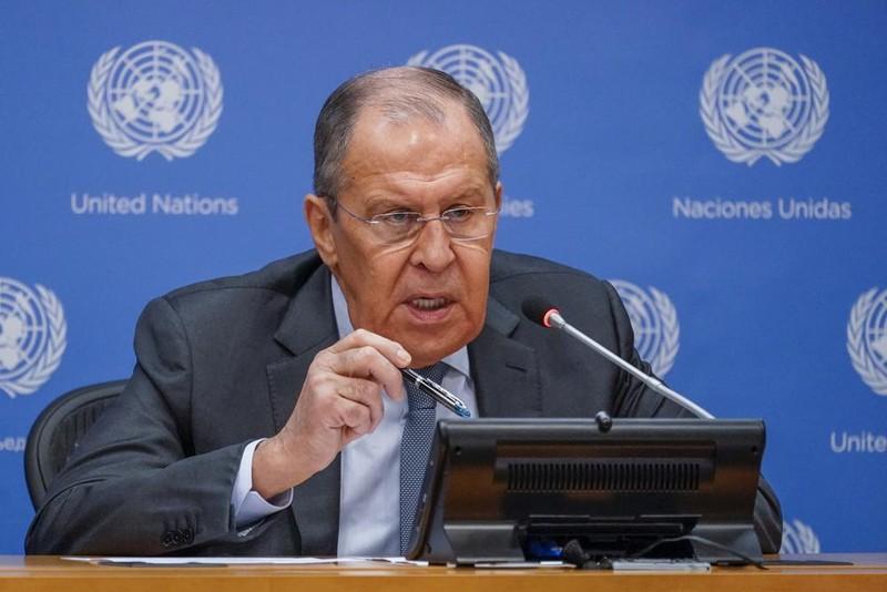 Ông Lavrov: Nga đang hợp tác cùng Mỹ, Trung Quốc và Pakistan về vấn đề Taliban - ảnh 1