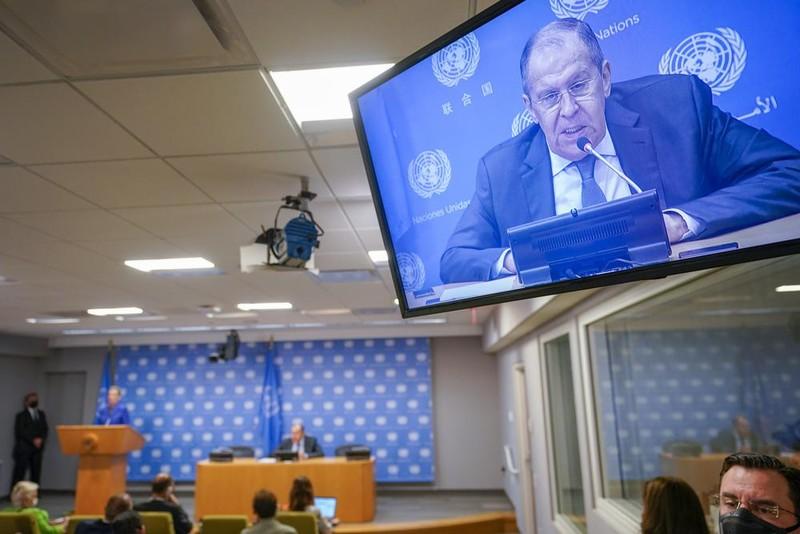 Ông Lavrov: Nga đang hợp tác cùng Mỹ, Trung Quốc và Pakistan về vấn đề Taliban - ảnh 2