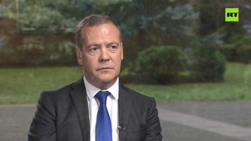 Ông Medvedev: Bất kỳ điều gì phương Tây nói đều không quan trọng với Nga - ảnh 1