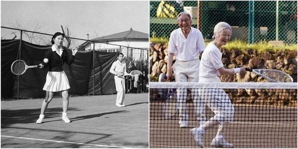 Nhà vua và hoàng hậu Nhật:60 năm nhìn lại 1 chuyện tình - ảnh 1
