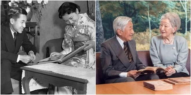 Nhà vua và hoàng hậu Nhật:60 năm nhìn lại 1 chuyện tình - ảnh 3