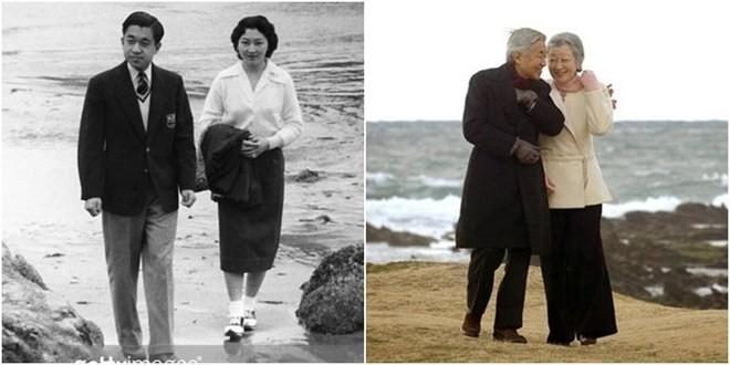 Nhà vua và hoàng hậu Nhật:60 năm nhìn lại 1 chuyện tình - ảnh 4