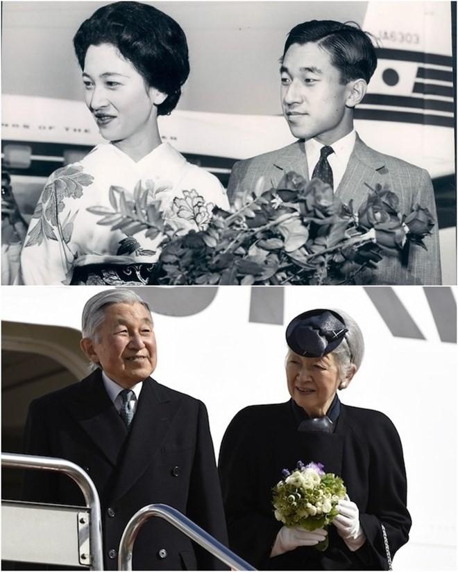 Nhà vua và hoàng hậu Nhật:60 năm nhìn lại 1 chuyện tình - ảnh 7