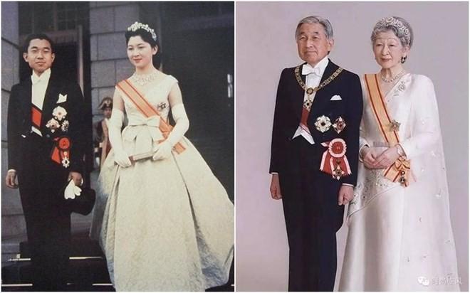 Nhà vua và hoàng hậu Nhật:60 năm nhìn lại 1 chuyện tình - ảnh 2