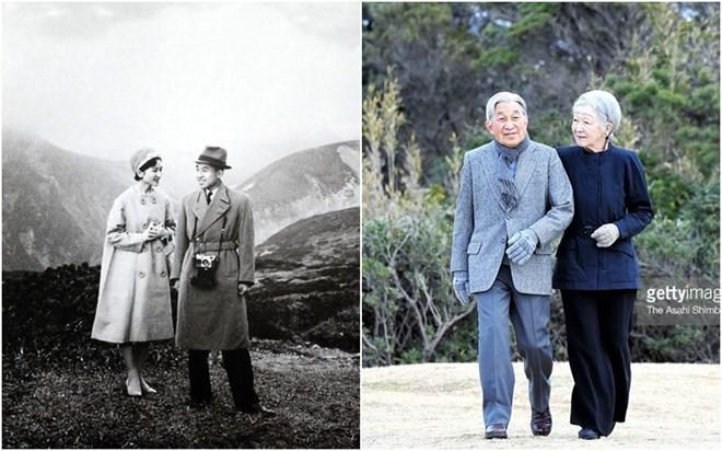 Nhà vua và hoàng hậu Nhật:60 năm nhìn lại 1 chuyện tình - ảnh 5