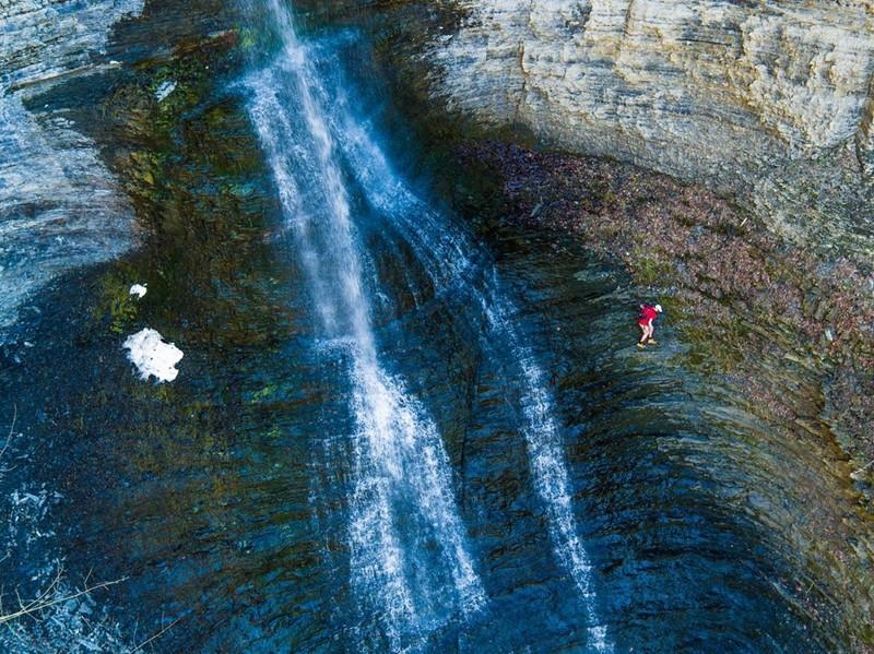 Thế giới sống động qua những bức ảnh chụp từ flycam - ảnh 11