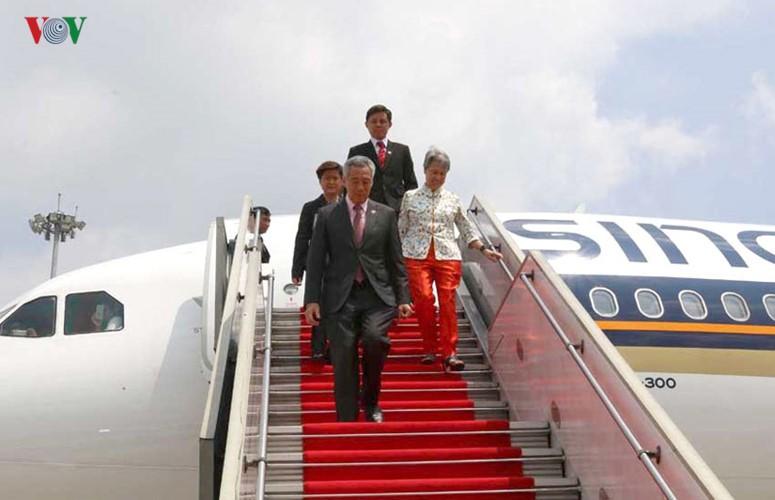 Thủ tướng Singapore vui mừng sau 10 năm trở lại TP.HCM - ảnh 2