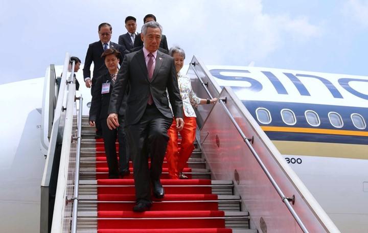 Thủ tướng Singapore vui mừng sau 10 năm trở lại TP.HCM - ảnh 3