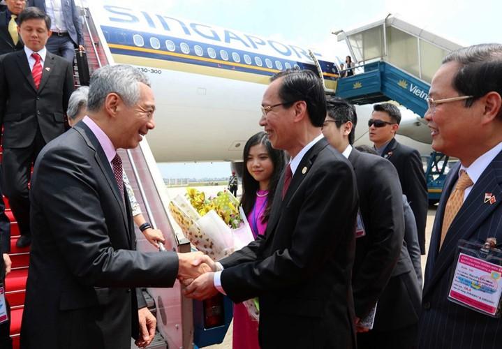 Thủ tướng Singapore vui mừng sau 10 năm trở lại TP.HCM - ảnh 4