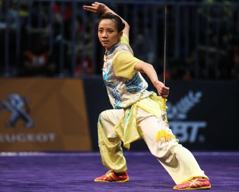 Nhà vô địch thế giới thở phào khi đăng quang SEA Games - ảnh 1
