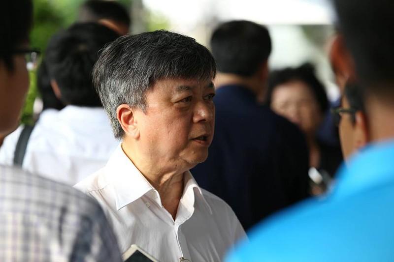 Ông Phạm Minh Chính viếng cố Thủ tướng Phan Văn Khải - ảnh 4