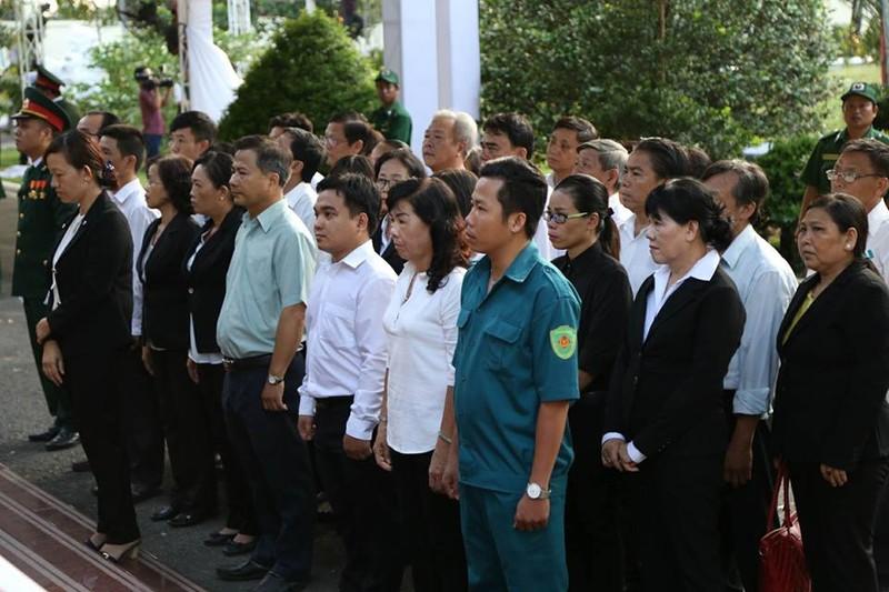 Ông Phạm Minh Chính viếng cố Thủ tướng Phan Văn Khải - ảnh 5