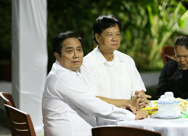 Ông Phạm Minh Chính viếng cố Thủ tướng Phan Văn Khải - ảnh 1