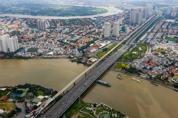 Góc nhìn TP.HCM từ đỉnh tòa nhà cao nhất Việt Nam - ảnh 5