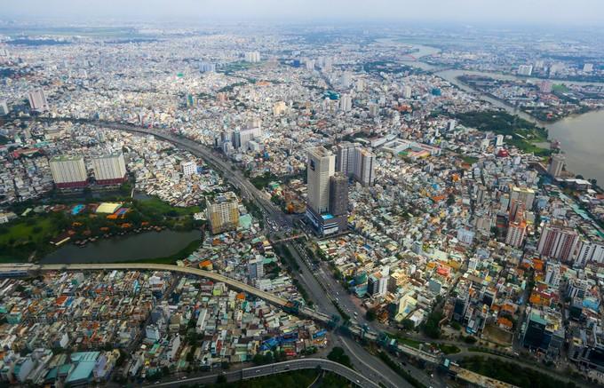 Góc nhìn TP.HCM từ đỉnh tòa nhà cao nhất Việt Nam - ảnh 6