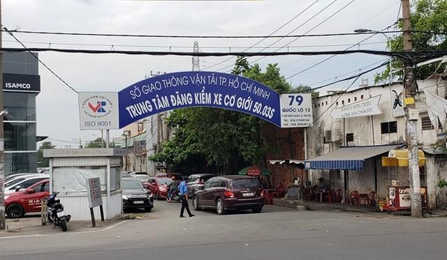 Cục Đăng kiểm Việt Nam xử lý nhiều đăng kiểm viên sai phạm - ảnh 1