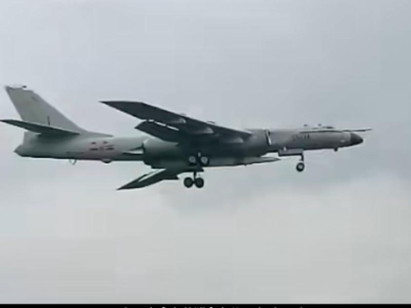 Phát hiện máy bay ném bom Trung Quốc mang tên lửa siêu thanh  - ảnh 1