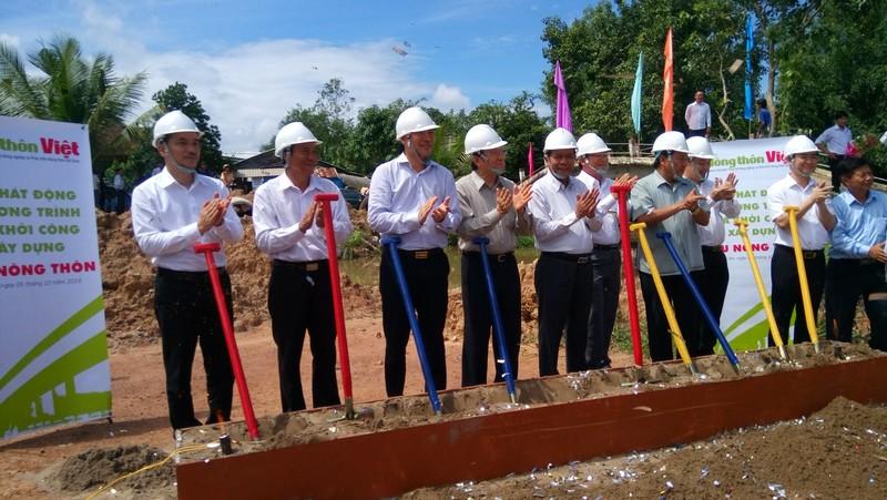 Xây dựng hơn 50 cầu nông thôn cho các tỉnh ĐBSCL  - ảnh 1