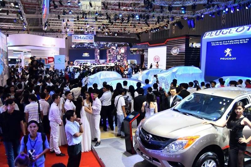 70 mẫu ô tô mới, độc đáo... ra mắt người Việt - ảnh 1