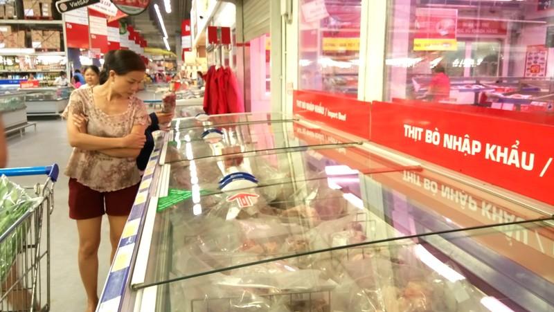 2.300 tấn thịt bò Mỹ, Úc 'tấn công' thị trường Việt - ảnh 1
