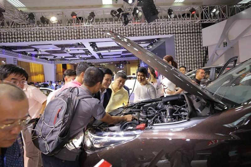 Top ô tô bán chạy nhất Việt Nam có nhiều thay đổi  - ảnh 1