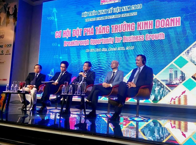 TS Trần Du Lịch: 'Kinh tế VN đang kinh doanh trên nợ'  - ảnh 1