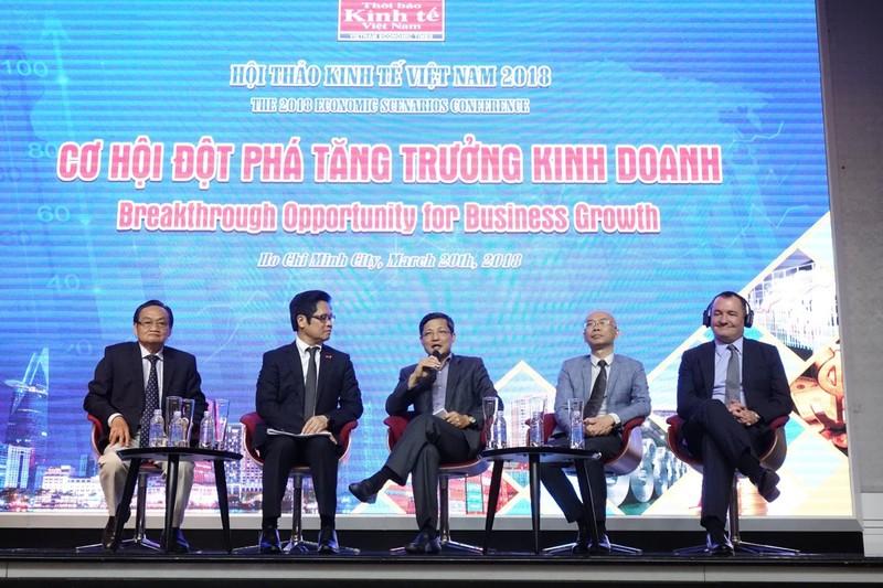 TS Trần Du Lịch: 'Kinh tế VN đang kinh doanh trên nợ'  - ảnh 2