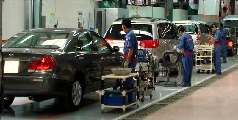 Lỗi túi khí, Toyota Việt Nam triệu hồi hơn 20.000 xe - ảnh 1
